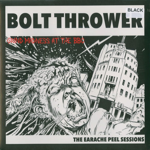 "Bolt Thrower ""The Earache Peel Sessions"" LP"
