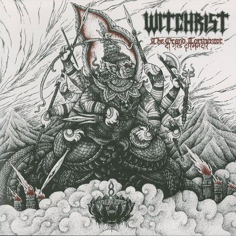 "Witchrist ""The Grand Tormentor"" Double LP"
