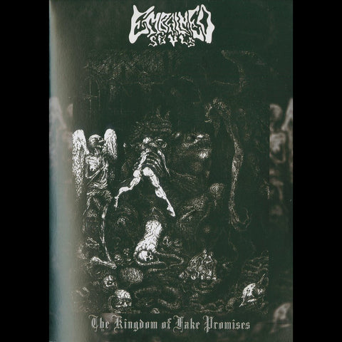 "Embalmed Souls ""The Kingdom of Fake Promises"" CD"