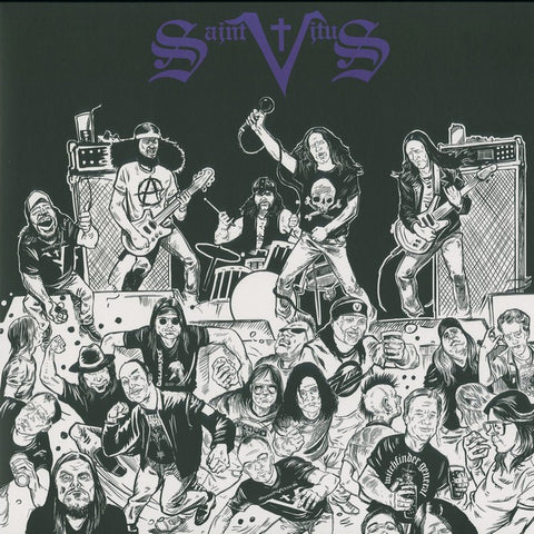 "Saint Vitus ""Marbles In The Moshpit"" LP"