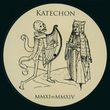 "Katechon ""MMXI - MMXIV"" Picture LP (Lim to 100)"