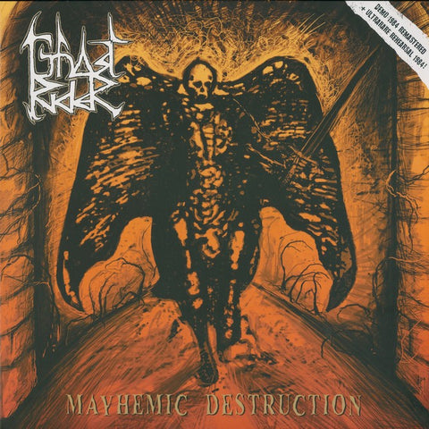 "Ghostrider ""Mayhemic Destruction"" LP"