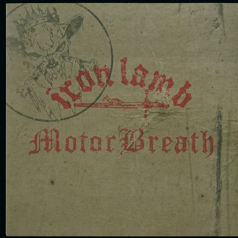 "Iron Lamb / MotorBreath ""Split"" LP"