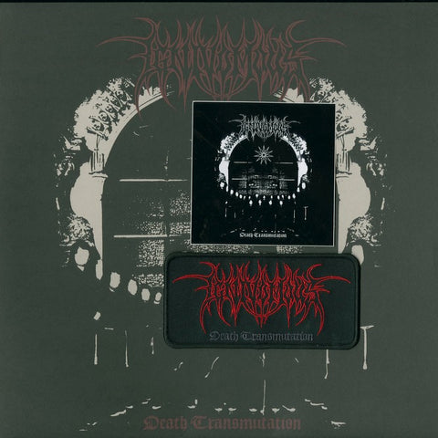 "Ignivomous ""Death Transmutation"" Red Vinyl Die Hard LP"