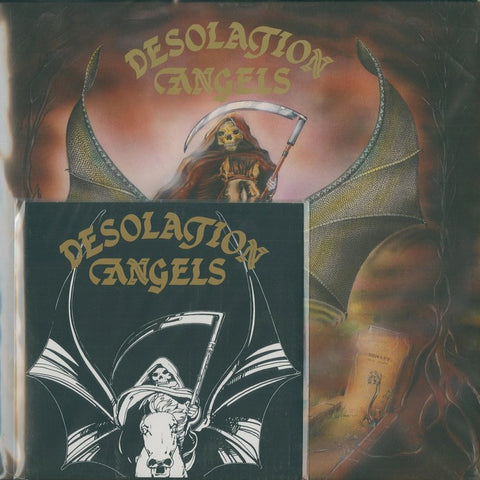 "Desolation Angels ""Desolation Angels"" LP + 7"""