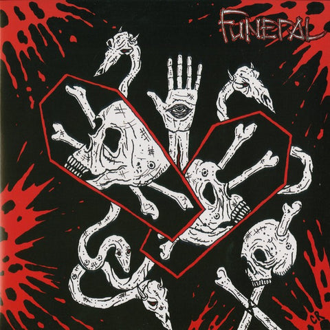 "Funeral ""Funeral"" Red Vinyl LP (Autopsy Related)"
