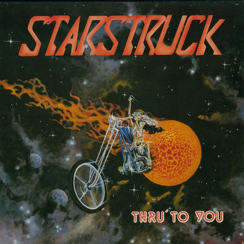 "Starstruck ""Thru' To You"" LP"