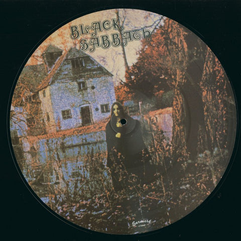 "Black Sabbath ""Black Sabbath"" Picture LP (Earmark Pressing)"