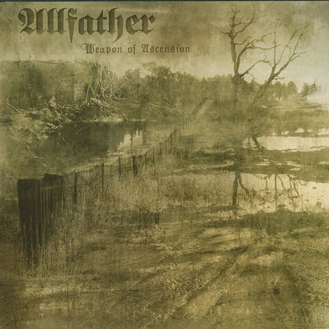 "Allfather ""Weapon of Ascension"" LP"