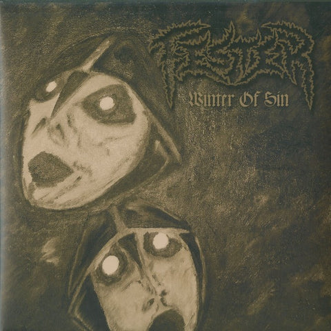 "Fester ""Winter of Sin"" LP"