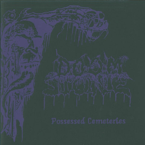 "Doomstone ""Possessed Cemeteries""  LP"