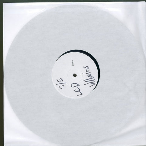 "Villains ""Lifecode of Decadence"" Test Press LP"