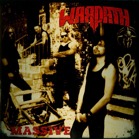 "Warpath ""Massive"" LP"