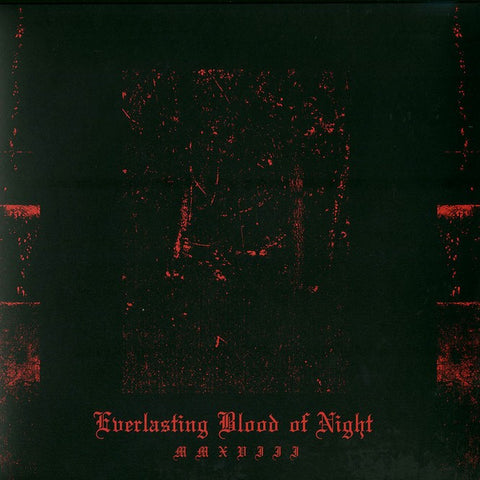 "Orgy of Carrion ""Everlasting Blood of the Night MMXVIII"" LP"