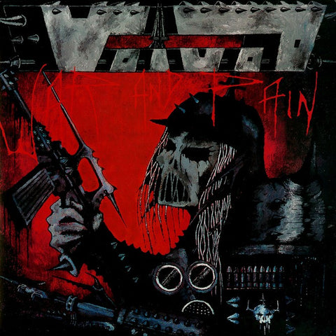 "Voivod ""War and Pain"" LP"