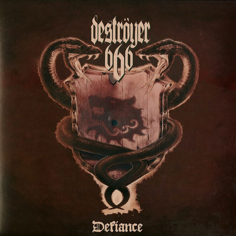 "Destroyer 666 ""Defiance"" Picture LP"