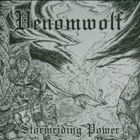 "Venomwolf ""Stormriding Power"" LP"