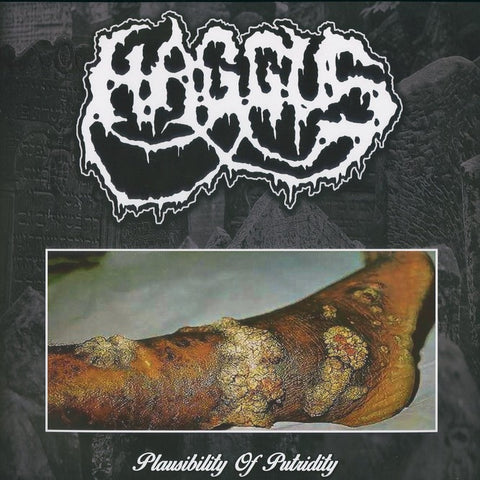 "Haggus ""Plausibility of Putridity"" LP"