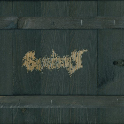 "Sorcery ‎– Unholy Creations"" 3 x LP Wooden Boxset"