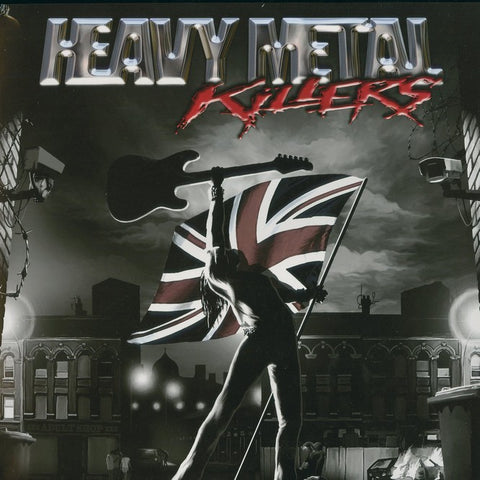 V/A Heavy Metal Killers LP