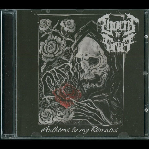 "Thorns of Grief ""Anthems to My Remains"" CD"