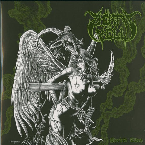 "Death Yell ""Morbid Rites"" Die Hard Double LP"