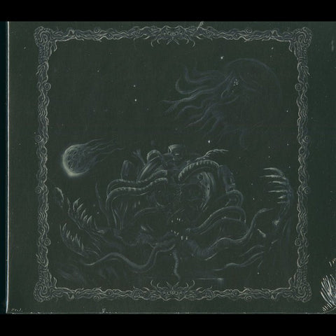 "Cosmic Void Ritual ""Grotesque Infections Of Interplanetary Divide"" Digipak CD"