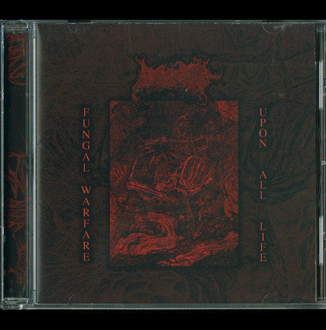"BLOOD SPORE ""Fungal Warfare Upon All Life"" CD"