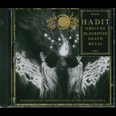 "Hadit ""Introspective Contemplation of the Microcosmus"" CD"