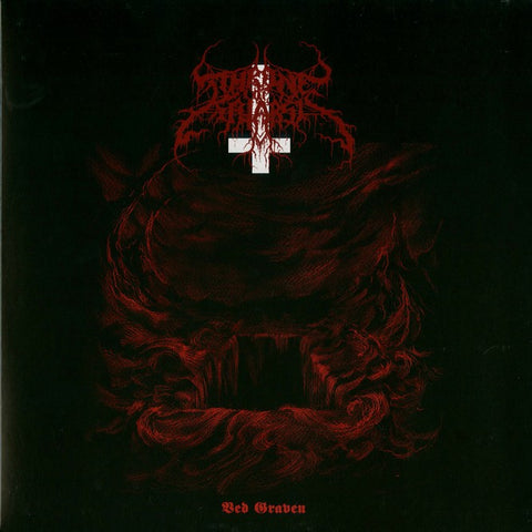 "Throne Of Katarsis ""Ved Graven"" Red Vinyl LP"
