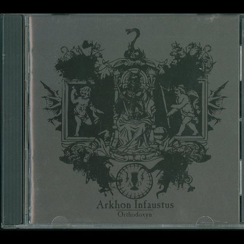 "Arkhon Infaustus ""Orthodoxyn"" CD"
