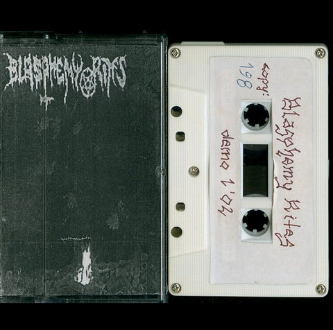 "Blasphemy Rites ""Demo 1 '02"" MC"