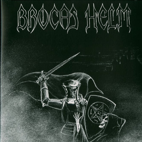 "Brocas Helm ""Demonstration of Might"" Double LP"