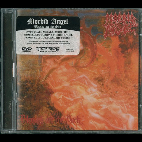 "Morbid Angel ""Blessed Are the Sick"" CD + DVD"