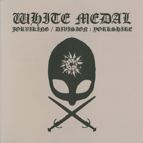 "White Medal ""Jorviking / Division : Yorkshire"" LP"