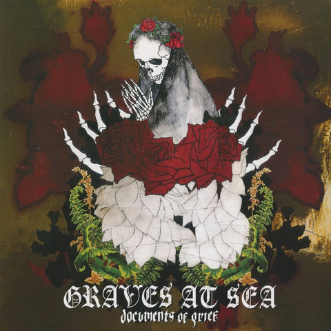 "Graves at Sea ""Documents of Grief"" LP"