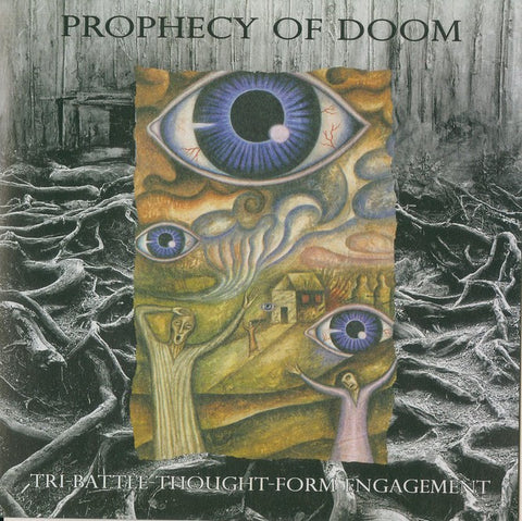 "Prophecy of Doom ""Tri-Battle-Thought-Form-Engagement"" 7"""