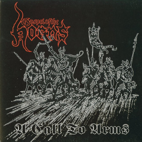 "Gospel of the Horns ""A Call to Arms"" LP"
