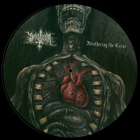 "Draugar ""Weathering the Curse"" Picture LP"