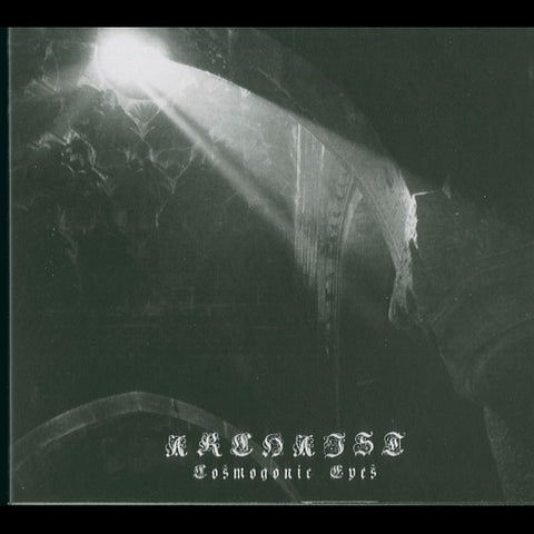 "Archaist ""Cosmogonic Eyes"" Digipak CD"