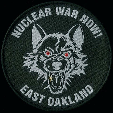 "NWN ""East Oakland"" Circular Patch"
