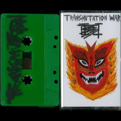"TSALAL ""Transmutation War"" Demo"