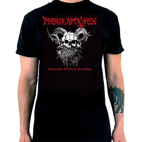 "Proclamation ""Execration of Cruel Bestiality"" TS"