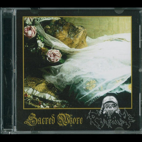 "Sacred Whore/Putresanct ""Split"" CD"