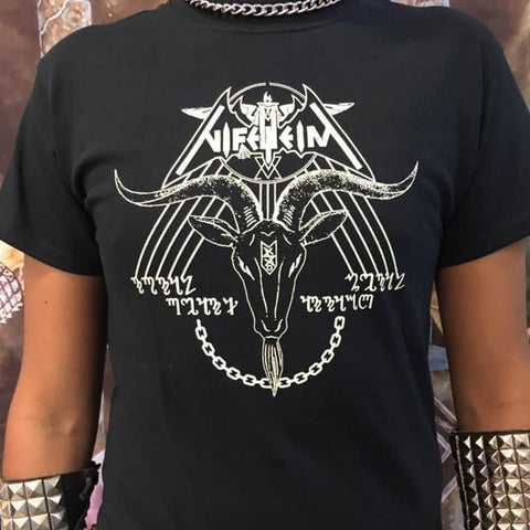 "Nifelheim ""Live in Mexico"" TS"