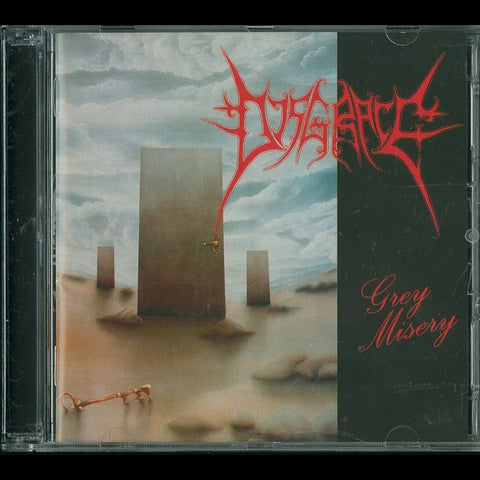 "Disgrace ""Grey Misery"" Double CD"