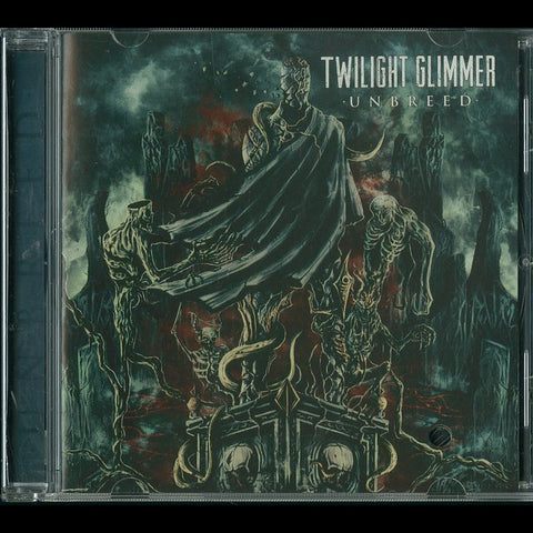 "Twilight Glimmer ""Unbreed"" Promo CD"