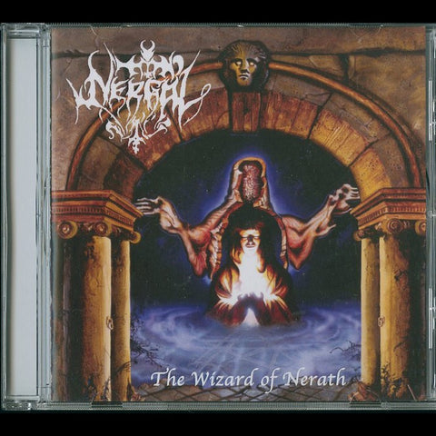 "Nergal ""The Wizard of Nerath"" CD"