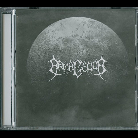 "Armagedda ""The Final War Approaching"" CD (Agonia Pressing)"
