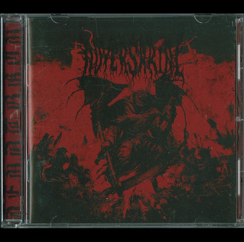 "Adversarial ""D.E.N.A.T.B.K.O.N"" CD"